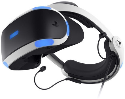 Sony PlayStation VR [CUH-ZVR2, zonder camera]