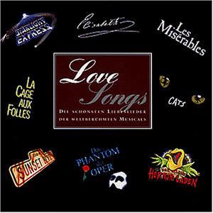 Various - Love Songs - Die Schönsten Liebeslieder Der Musicals
