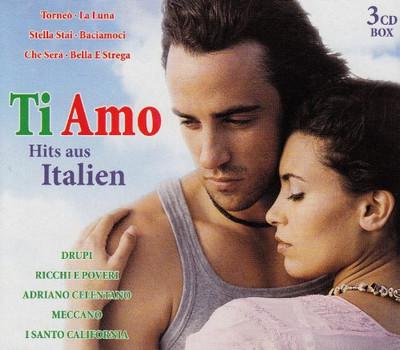 Various - Ti Amo-Hits aus Italien