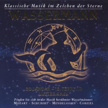 Various - Klassische Musik im Zeichen der Sterne - Wassermann