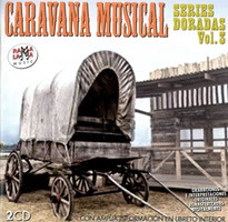 Various - Caravana Musical Series Daradas Vol. 3 [2 CDs]
