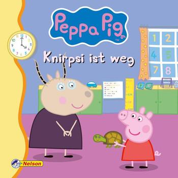 Maxi-Mini 4: Peppa: Knirpsi ist weg - Steffi Korda  [Taschenbuch]