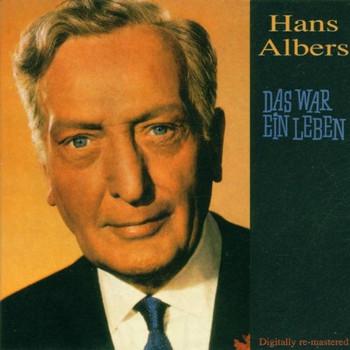 Hans Albers - Das War Ein Leben