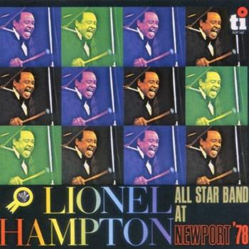 Lionel All Star Band Hampton - Live at Newport '78
