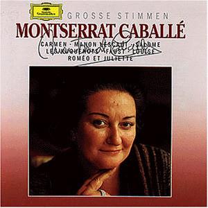 Caballe - Grosse Stimmen:M.Caballe
