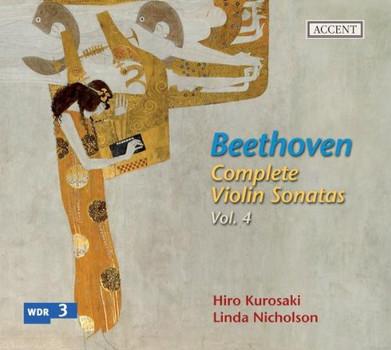Kurosaki - Beethoven: Violinsonaten Vol.4 (Sonaten Op.30)