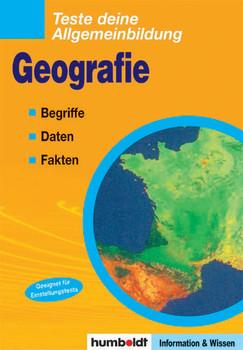 Teste deine Allgemeinbildung: Geografie