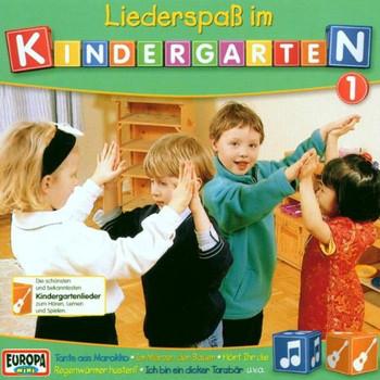 Various - Liederspass im Kindergarten