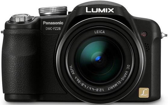 Panasonic Lumix DMC-FZ28 Body zwart