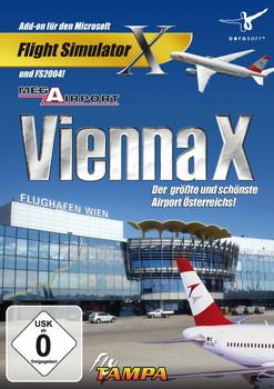 FSX AddOn Mega Airport Vienna