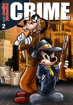 Lustiges Taschenbuch Crime 02 - Disney  [Taschenbuch]
