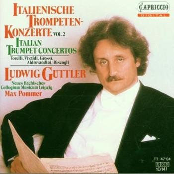 l. Güttler - Italienische Trompetenkonzerte Vol. 2