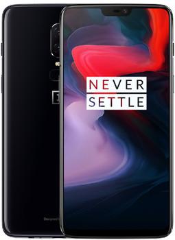 OnePlus 6 128GB glanzend zwart