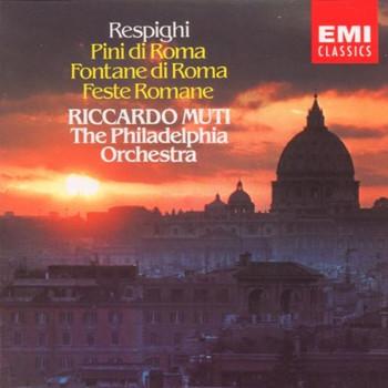 Riccardo Muti - Römische Pinien, Brunnen und Feste