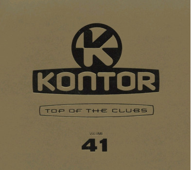 Various - Kontor-Top of the Clubs Vol.41