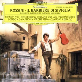 London Symphony Orchestra - Rossini: Il Barbiere Di Siviglia (Highlights)