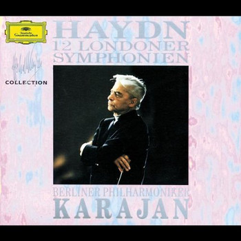 Herbert Von Karajan - Haydn: 12 Londoner Sinfonien (Nr. 93-104)