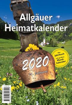 Allgäuer Heimatkalender 2020 [Taschenbuch]