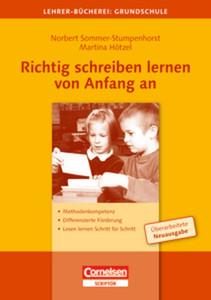 Lehrer Bücherei Grundschule Richtig Schreiben Lernen Von Anfang An