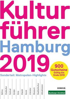 Kulturführer Hamburg 2019 [Taschenbuch]