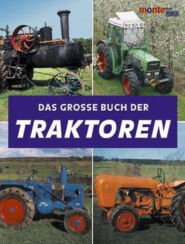 Das grosse Buch der Traktoren - John Carroll