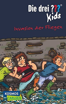 Die drei ??? Kids: Invasion der Fliegen - Ulf Blanck [Taschenbuch]