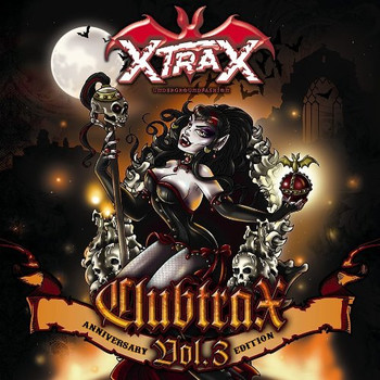 Various - X-trax Clubhits Vol.3 Anniversary Edition