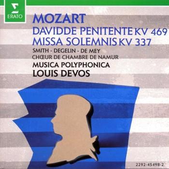 Louis Devos - Davidde Penitente / Missa KV 337