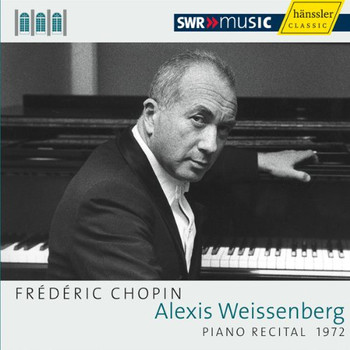 Alexis Weissenberg - Alexis Weissenberg: Piano Recital 1972