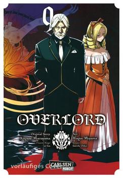 Overlord 9 - Hugin Miyama  [Taschenbuch]