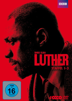 Luther - Staffel 1-3 [4 Discs]