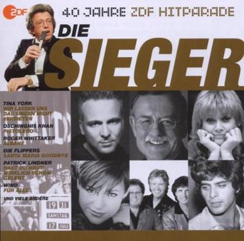 Various - Das Beste aus 40 Jahren Hitparade - Die Sieger