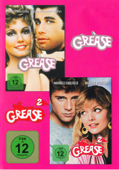 Grease / Grease 2 [2 DVDs]