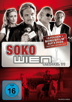 SOKO Wien - Staffel 11 [5 DVDs]