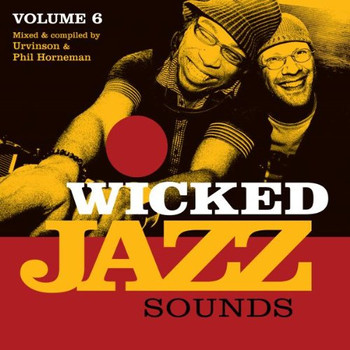 Various - Wicked Jazz Sounds Vol.6