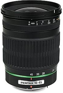 Pentax smc DA 16-45 mm F4.0 AL ED 67 mm filter (geschikt voor Pentax K) zwart