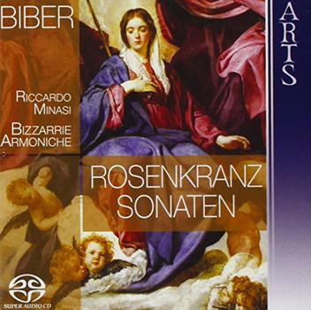 Riccardo Minasi - Rosenkranz-Sonaten
