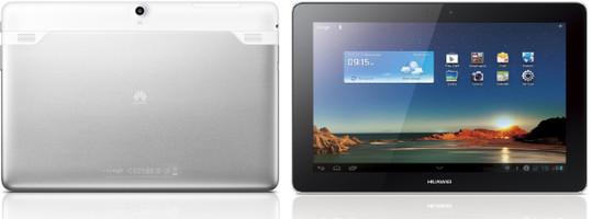 "Huawei MediaPad 10 Link 10,1"" 8GB [WiFi + 3G] bianco e argento"