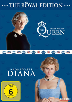 The Queen / Diana [2 Discs]