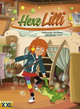 Hexe Lilli. Spannende Abenteuer mit Lilli und Hektor [Gebundene Ausgabe]