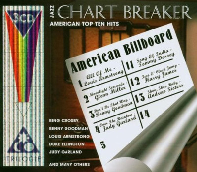 Various - Jazz Chart Breaker