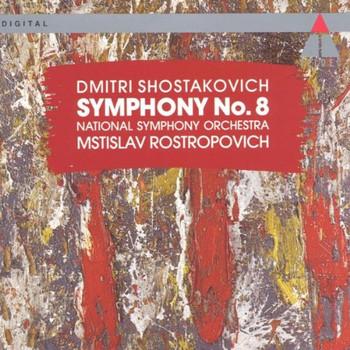 Rostropowitsch - Sinfonie 8