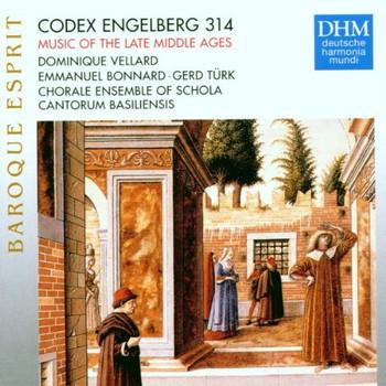 Scb - Baroque Esprit - Codex Engelberg 314 (Musik des späten Mittelalters)