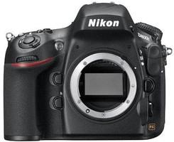 Nikon D800E Cuerpo negro