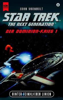 Star Trek, The Next Generation, Hinter feindlichen Linien - John Vornholt