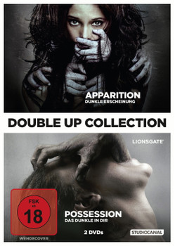 Double Up Collection: Apparition - Dunkle Erscheinung / Possesion - Das Dunkle In Dir [2 Discs]