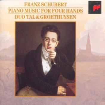 Duo Tal & Groethuysen - Klaviermusik zu vier Händen Vol. 2