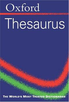 Oxford Mini Thesaurus - Martin Nixon