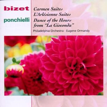 Eugene Ormandy - Bizet: Carmen Suites No.1 & No.2,l'Arlesienne S