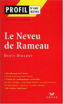 Le neveu de Rameau, Denis Diderot (Profil d'une Oeuvre) - Mallet, Jean-Daniel